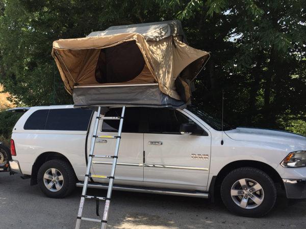 tente de toit oryx